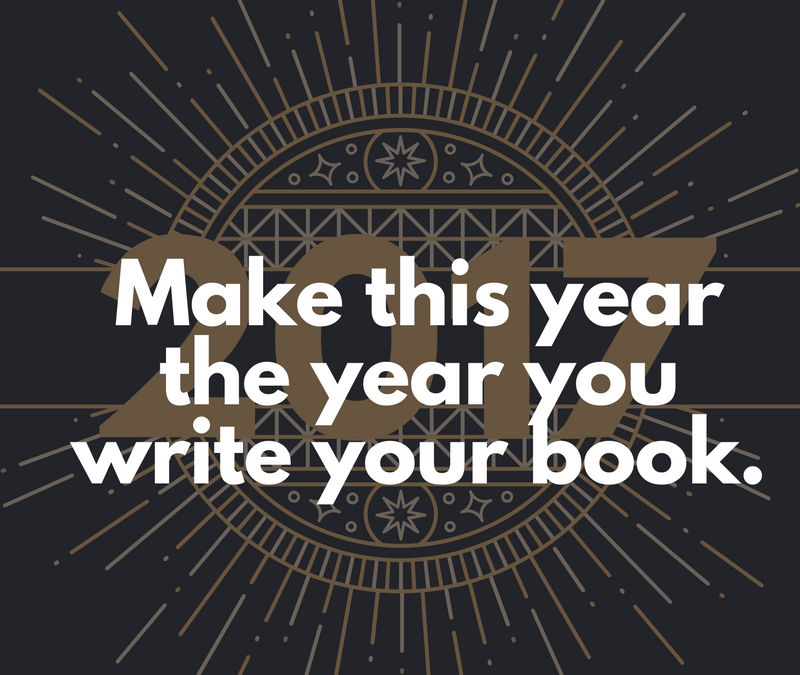 Ten Tips To Kickstart Your Writing in 2017
